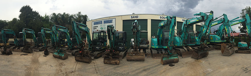 Daryl's Bobcat Plant & Equipment Hire Muswellbrook